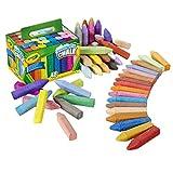 Crayola 51-2048-E-201 - Straßenkreide, 48 Stück