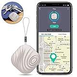 BEBONCOOL Schlüsselfinder, Key Finder Kompatibel mit iOS/Android, Schlüssel Finder mit Bidirektionalem Alarm/Silent Mode, Multifunktionaler NUT Keyfinder, Smart One Touch Find Schlüsselfinder GPS