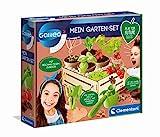 Clementoni 59207 Galileo Play for Future – Mein Garten Set, Experimentierkasten für kleine Pflanzen-Fans, Botanik & Biologie für Kinder ab 7 Jahren, Wissenschaft für Zuhause