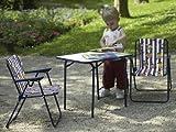 BEST 93230020 Kinder Camping Komplett Set, blau