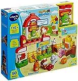 Vtech 80-606904 BlaBlaBlocks - Bauernhof, Babyspielzeug, Mehrfarbig