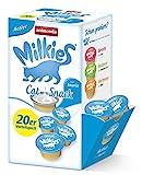 Animonda Milkies Multipack, Katzenmilch portioniert, Active, 20er Pack (4 x 300 g)