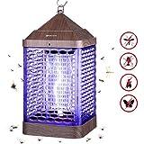 YUNLIGHTS 9W Insektenvernichter Elektrisch Mückenschutz Fliegenfalle Moskito Killer Mückenfalle Anti Mücken Insektenfalle Elektrische Insektenvernichtungslampe mit UV-Licht für drinnen und draußen