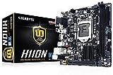 Gigabyte GA-H110M Motherboard rot/gold