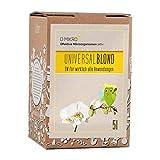 DIMIKRO Effektive Mikroorganismen aktiv universalblond EMa - EM aktiv 5L in Bag in Box - gebrauchsfertig für Haushalt & Garten z.B. Reiniger, Waschzusatz, Bodenaktivator - 100% Vegan & natürlich