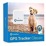 Tractive GPS Tracker für Hunde - Peilsender mit unlimitierter Reichweite