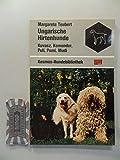 Ungarische Hirtenhunde. Kuvasz, Komondor, Puli, Pumi, Mudi