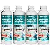 Hotrega H150200 Whirlpool-Desinfektion 2 in 1-4er Set