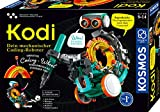 KOSMOS 620042 Kodi - Dein mechanischer Coding-Roboter, programmieren lernen ohne Computer, 5 verschiedene Roboter-Modelle zusammenbauen, Roboter Spielzeug fürs Kinderzimmer, Experimentierkasten