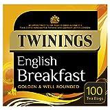 Twinings English Breakfast Tea Bags 100 per pack
