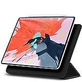 ESR Hülle kompatibel mit iPad Pro 2018 12.9 - Magnetisches Smart Case [Apple Pencil kompatibel] - Ultra Dünnes Cover mit Auto Sleep/Wake - Kratzfeste Schutzhülle für iPad Pro 12,9 Zoll 2018- Schwarz