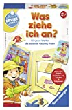 Ravensburger Spielen und Lernen 24736 - Was ziehe ich an?