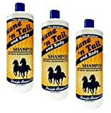 3x Mane 'n Tail and Body for Shiny, Manageable Hair Shampoo 946ml (insgesamt - 2,838L)