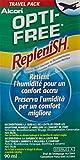 Opti Free Replenish Kontaktlinsen-Pflegemittel, Travelpack, 1 x 90 ml