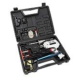 Elektro Lötpistolen Kit Set für Haushalts und Kfz Verkabelung EU Stecker 250V mit Kupfer Heizkern