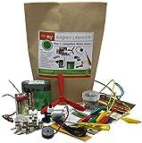 Frühes Forschen Elektro-Set Motor / Lämpchen / Alarm, My Experiments