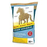 JOSERA Joker Mineral (1 x 15 kg) | Premium Pferdefutter für alle Rassen in jeder Lebensphase | optimale Gesamtlösung | Starke Knochen & Gelenke |Mineralfutter Pferde | 1er Pack