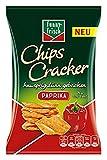 funny-frisch Chips Cracker Paprika, 12er Pack (12 x 90 g)