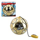 Messi Training System - Trainingsball mit Seil Golden Edition (ColorBaby 48070)