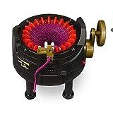 Addi Express 22 Nadeln Strickmaschine, Kunststoff, schwarz, 23 x 25 x 15 cm