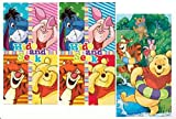 Disney Winnie Pooh 3er Set KINDERHANDTUCH 35x65cm Handtuch