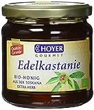 Hoyer Bio Edelkastanienhonig, 2er Pack (2 x 500 g)