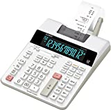 CASIO Druckender Tischrechner FR-2650RC, 12-stellig, 2-Farbdruck, Steuerberechnung, Netzbetrieb inkl. Netzteil