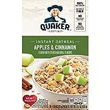 Quaker Instant Oatmeal - Apple Cinnamon (10x43g)