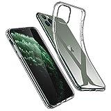 ESR Klar Silikon iPhone 11 Pro Hülle - Transparent Ultradünn klare Schutzhülle - [Anti-Gelb] Flexible TPU Handyhülle Kratzfest Durchsichtige Schutzhülle für iPhone 11 Pro(2019) - Klar