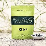 VivaNutria, 1kg BIO Chlorella Presslinge, 4000 Tabletten, Algentabs, ohne Zusätze, 100% rein & natürlich, aus kontrolliert biologischem Anbau, laborgeprüft, schonende Verarbeitung, Rohkostqualität