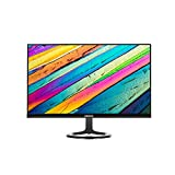 MEDION P57581 68,6 cm (27 Zoll) Full HD Widescreen Monitor (16:9, integrierte Lautsprecher, HDMI, VGA, Audio In, mehrsprachiges Menü)