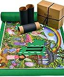 Jaques Von London Puzzlematte   Puzzelmatten für Puzzle 1000   Qualität Puzzle Matte Roll Und Puzzle-Zubehör   Seit 1795