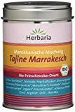 Herbaria 'Tajine Marrakesch' Marokkanische Gewürzmischung, 1er Pack (1 x 100 g Dose) - Bio