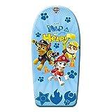 PAW PATROL Hochwertiges Bodyboard 94 cm/Body Board/Surfboard/Schwimmbrett Hunden