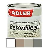 Beton-Siegel 750ml Kieselgrau RAL7032 Versiegelung Garagensiegel Keller
