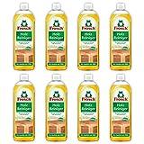 Frosch Holzreiniger mit natürlichen Pflegewirkstoffen der Kiefer, 8er pack (8 x 750 ml)