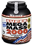 Weider MEGA MASS 2000 3 kg, Schokolade