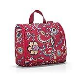 Reisenthel XL toiletbag Paisley Ruby 4 L