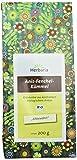 Herbaria Anis-Fenchel-Kümmel-Tee (1 x 200 g Tüte) - Bio