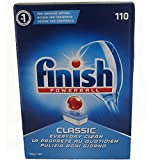 Finish Powerball Classic, 110 Tablets