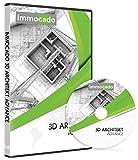 Immocado 3D Architekt Advance - 3D CAD Hausplaner und Architektur-Software inklusive Raumplaner, Gartenplaner, Grundrisserstellung, Geländemodellierung, Badplaner, Küchenplaner, Wohnungsplaner