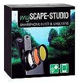 ARKA MyScape-Studio - Smartphone Filter & Makro-Linse für farbenprächtige detailreiche Fotos Ihres Aquariums
