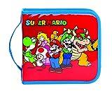 PowerA Aufbewahrungskoffer für Nintendo 2DS & 3DS Konsole und Zubehör - Super Mario