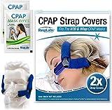 RespLabs CPAP-Kopfbedeckungen, Kompatibel mit Respironics Wisp CPAP-Maske, 2er-Pack