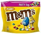 M&M'S   Peanut   Schokolinsen mit Erdnusskern   Eine Packung (1 x 1 kg)