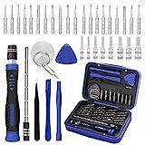 Schraubendreher Set, Preciva Schraubenzieher Schraubendrehersatz Werkzeugset für Handy, Tablet, PC, Macbook usw.