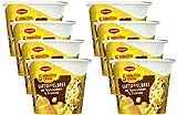 Maggi 5 Minuten Terrine Kartoffelbrei mit Röstzwiebeln & Croutons, leckeres Fertiggericht, Instant Kartoffel-Püree, herzhafter Kartoffel-Snack, 8er Pack (8 x 56g)