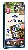 bosch HPC Maxi Junior   Hundetrockenfutter zur Aufzucht großer Rassen (ab 25 kg Endgewicht), 1 x 15 kg