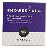 10 Stück Lavendel Duschtab (Duschbombe) - einzeln verpackt - Waltz7