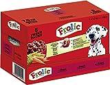 Frolic Hundefutter Trockenfutter mit Rind, Karotten und Getreide, 1 Karton (1 x 7,5kg)